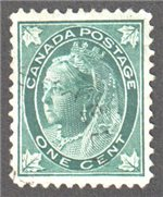 Canada Scott 67 Used VF