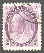 Canada Scott 76 Used VF