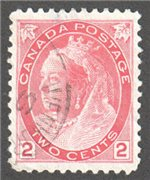 Canada Scott 77 Used VF