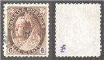 Canada Scott 80 Used VF (P)
