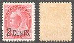 Canada Scott 88 Mint VF (P)
