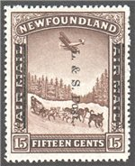Newfoundland Scott 211 Mint VF
