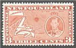 Newfoundland Scott 234h Mint VF (P13.3)