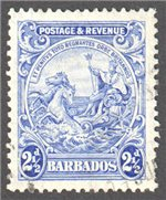 Barbados Scott 170a Used