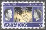 Barbados Scott 419 Used