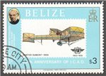Belize Scott 447 Used
