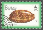 Belize Scott 471 Used
