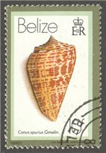 Belize Scott 476 Used