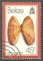 Belize Scott 481 Used