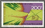 Central African Republic Scott C114 Used