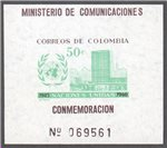 Colombia Scott 725 MNH