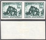 Croatia Scott RA3var Mint (P)