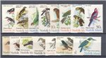 Norfolk Island Scott 126-40 MNH (Set)