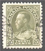 Canada Scott 119 Used VF