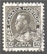 Canada Scott 120 Used VF