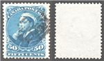 Canada Scott 47 Used VF (P)