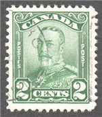 Canada Scott 150 Used VF