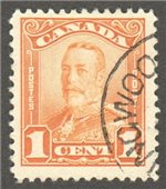 Canada Scott 149 Used VF