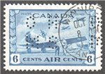 Canada Scott OC7 Used VF