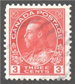 Canada Scott 109c Used VF