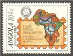 Angola Scott 777-8 Mint (Set)