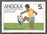 Angola Scott 759-61 Mint (Set)