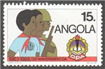 Angola Scott 757-8 Mint (Set)