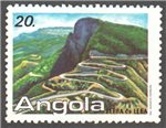 Angola Scott 746-51 Mint (Set)