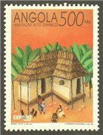 Angola Scott 833-6 Mint (Set)