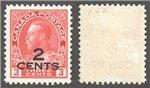 Canada Scott 140 Mint VF (P)