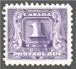 Canada Scott J6 Used VF
