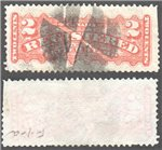 Canada Scott F1a Used VF (P)