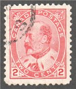 Canada Scott 90 Used VF