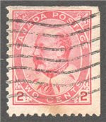 Canada Scott 90bs Used VF