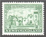 Newfoundland Scott 213 Mint VF