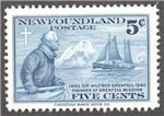Newfoundland Scott 252 Mint VF