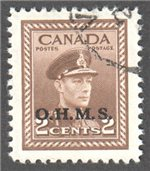 Canada Scott O2 Used VF