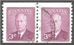 Canada Scott 299 Used F Pair