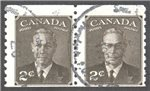 Canada Scott 298 Used F Pair