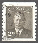 Canada Scott 298 Used VF