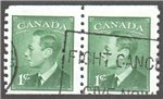 Canada Scott 297 Used F Pair
