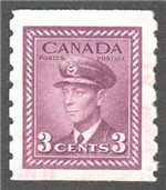 Canada Scott 266 Used VF
