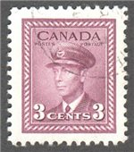 Canada Scott 252 Used VF