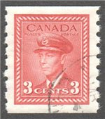 Canada Scott 265 Used VF
