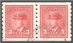 Canada Scott 265 Used VF Pair