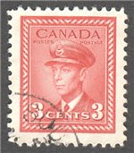 Canada Scott 251 Used VF