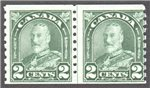 Canada Scott 180i Mint F Pair
