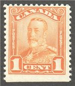 Canada Scott 149as MNH VF