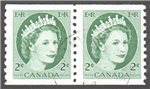 Canada Scott 345iv Used Pair F