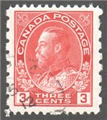 Canada Scott 184 Used VF